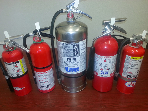 fire extinguisher inspection and accessibility A-1 fire extinguisher service company has been keeping decatur, huntsville and the surrounding area safe since 1990 we offer a comprehensive line of fire extinguishers and other fire protection equipment, we offer maintenance services and inspections to commercial and industrial customers.